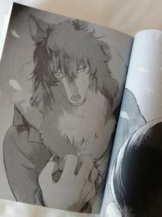 Wolf Children 1-2