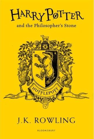 Harry Potter - Hufflepuff edition