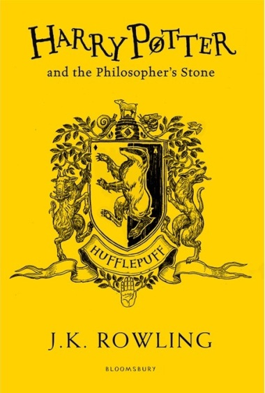 Harry Potter - Hufflepuff edition