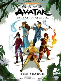 Avatar the Last Airbender - The Search - Library edition