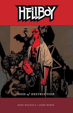 Hellboy, Vol. 1 - Seed of Destruction