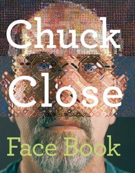 Chuck Close Face Book