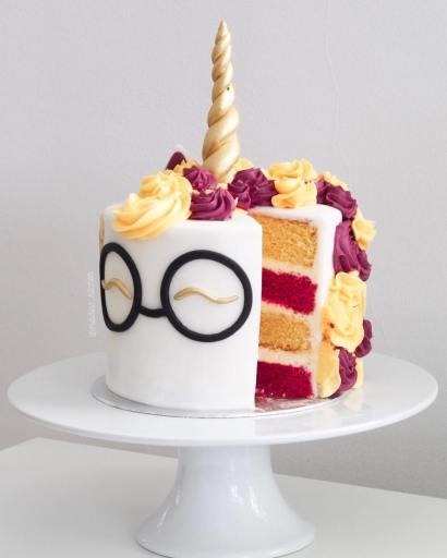 Harry Potter cake 4