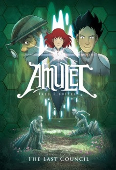 Amulet, Vol. 4