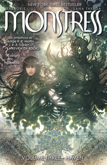 Monstress, Vol. 3