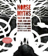 Norse Myths Tales of Odin, Thor, and Loki