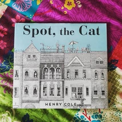 Spot the Cat 1-1