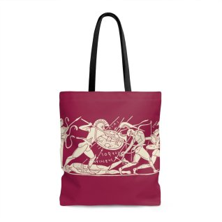 Iliad tote bag Literary Book Gifts