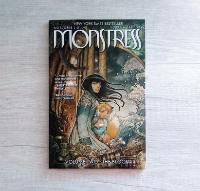 Monstress 2-1