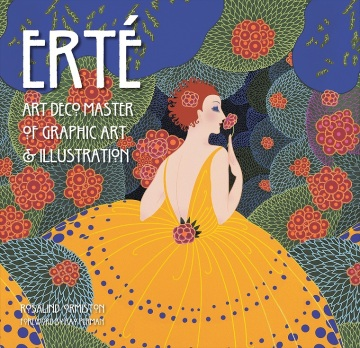 Erte - Art Deco Master of Graphic Art & Illustration