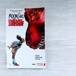 Moon Girl & Devil Dinosaur 1-1
