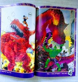 Moon Girl & Devil Dinosaur 1-4