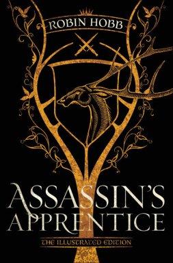 Assassin's Apprentice illus ed
