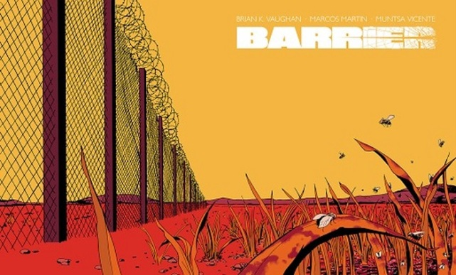 Barrier collected edition