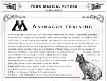 Book Roast Magical Readathon 2020 Animagus