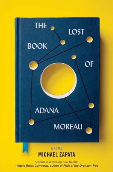 The Lost Book of Adana Moreau