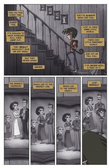 Oddly Normal1-4