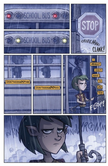 Oddly Normal1-5