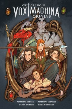 Critical Role Vox Machina, Vol. 1
