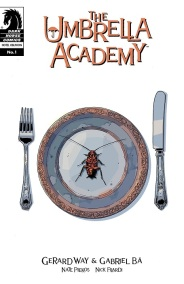 Umbrella Academy issue 1