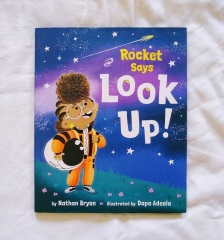Rocket Says Look Up 1-1