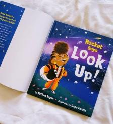 Rocket Says Look Up 1-3