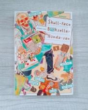 Skull-Face Bookseller Honda-san 1-1