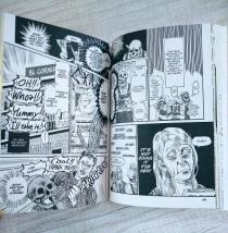 Skull-Face Bookseller Honda-san 1-3