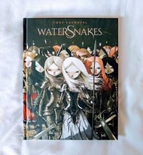Watersnakes 1-1