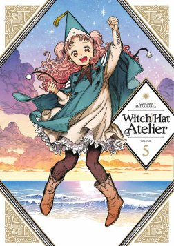 Witch Hat Atelier 5