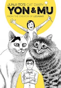Junji Ito's Cat Diary Yon & Mu