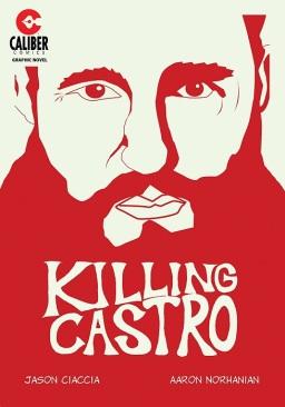Killing Castro comic book