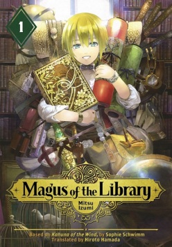 Magus of the Library Vol 1